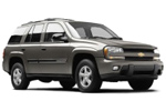 Свечи для Chevrolet Trailblazer 1 пок. (KC)