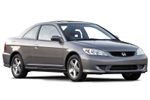 Свечи для Honda Civic 7 пок., купе (EM2)