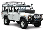 Свечи для Land Rover Defender 110 (LDH, LDB)